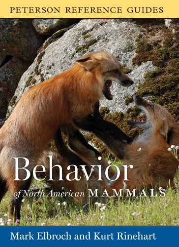 Behavior of North American Mammals 9780618883455