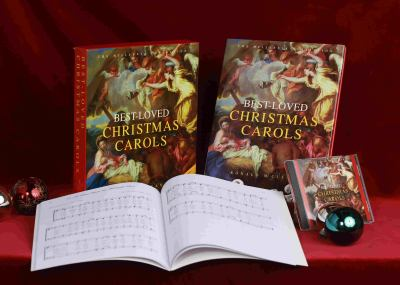 Best-Loved Christmas Carols [With CD of Christmas Carols] 9780615114606