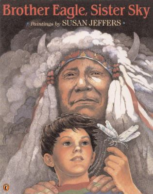 Brother Eagle, Sister Sky: A Message from Chief Seattle 9780613452496