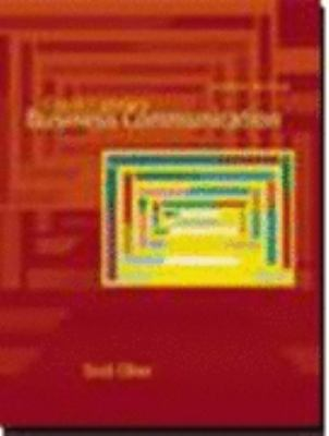 Business Communication, Fourth Edition with Writer CD-ROM, Third and Fourth Editions 9780618107995