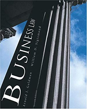 Business Law: Principles and Practices 9780618640799
