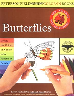 Butterflies [With Over 150 Stickers] 9780618307234
