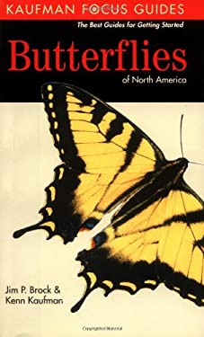 Butterflies of North America 9780618254002