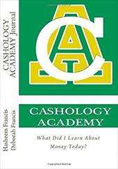 CASHOLOGY ACADEMY Journal 22117929