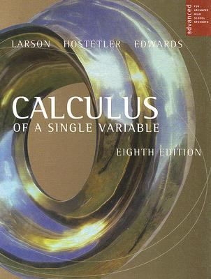 Calculus of a Single Variable - 8th Edition