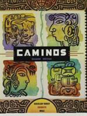 Caminos: Student Text with Audiocassette 9780618143337
