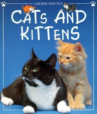 My first cat book