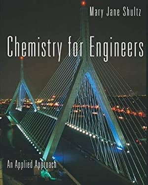 Chemistry for Engineers: An Applied Approach 9780618271948