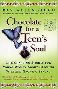 Chocolate for a Teen's Soul: Life-Changing Stories for Young Women about Growing 9780613362610