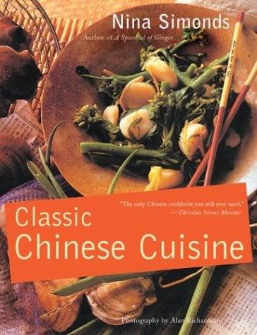 Classic Chinese Cuisine 9780618379651