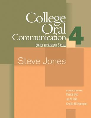 College Oral Communication 4: Houghton Mifflin English for Academic Success 9780618230198