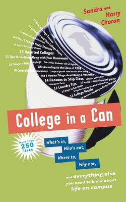 College in a Can 9780618408719