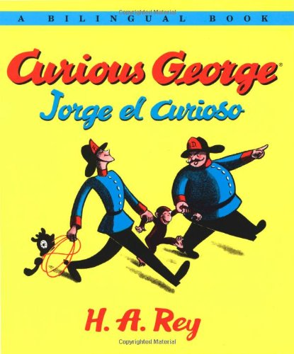 Curious George/Jorge El Curioso 9780618884117