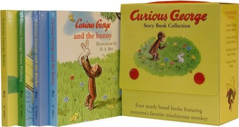 Curious George Story Book Collection Boxed Set 9780618154241