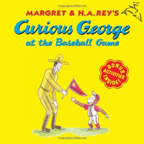 Curious George at the Baseball Game 9780618663750