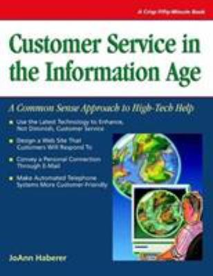 Customer Service in the Information Age 9780619259099