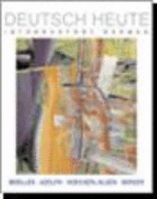 Deutsch Heute: Introductory German [With CD (Audio)] 9780618420988