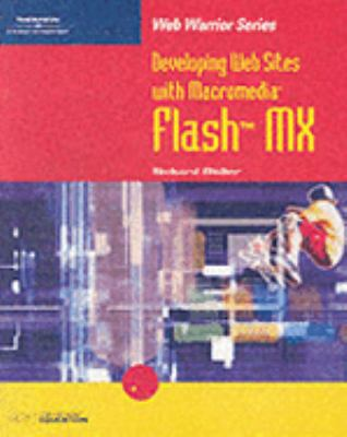 Developing Websites with Macromedia Flash MX 9780619062002