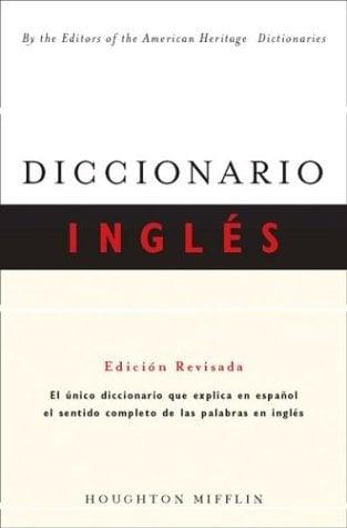 Diccionario Ingles Edicion Revisida = English Dictionary