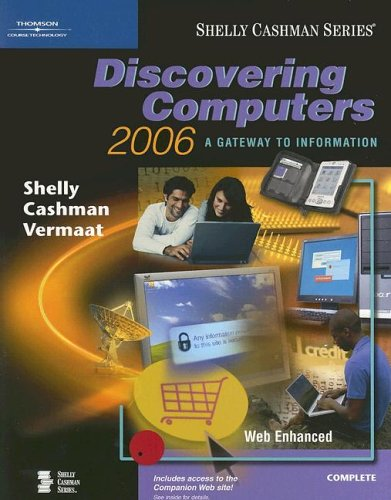 Discovering Computers 2006: A Gateway to Information 9780619255466