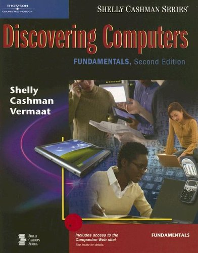 Discovering Computers: Fundamentals 9780619255091