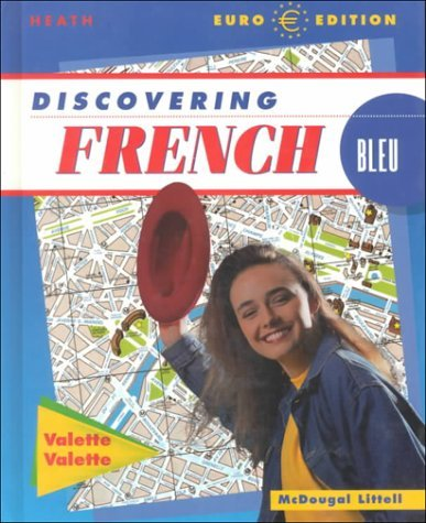 Discovering French Bleu 9780618035045