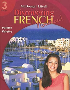 Discovering French Nouveau!: Rouge 3 9780618656530