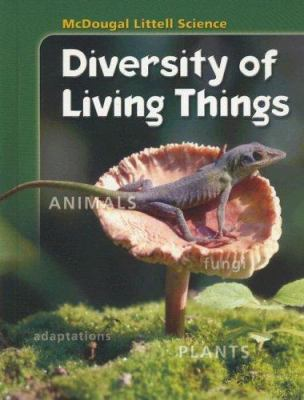 Diversity of Living Things 9780618334346
