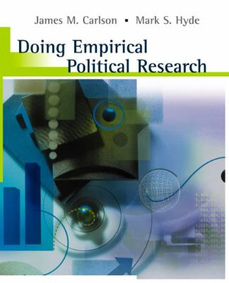 Doing Empirical Political Research 9780618116720