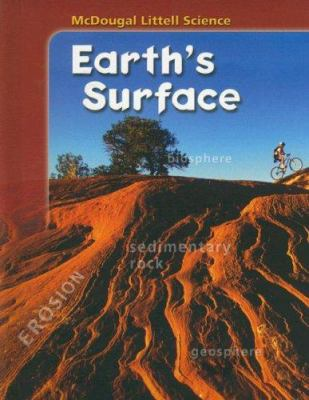 Earth's Surface 9780618334193