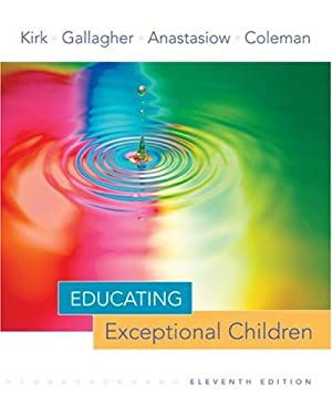 Educating Exceptional Children 9780618473892