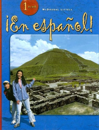 En Espanol 1 Uno