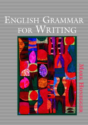 English Grammar for Writing 9780618251896