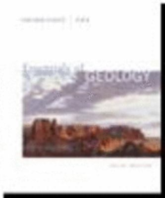 Essentials of Geology: Text with Student Technology Package 9780618249886