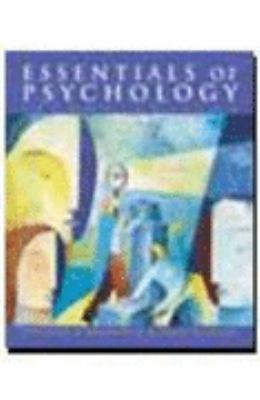 Essentials of Psychology: Text Packaged with Free Student CD-ROM 9780618169900