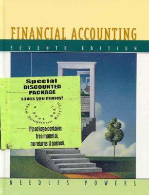 Financial Accounting with Fingraph CD-ROM Seventh Edition 9780618093731