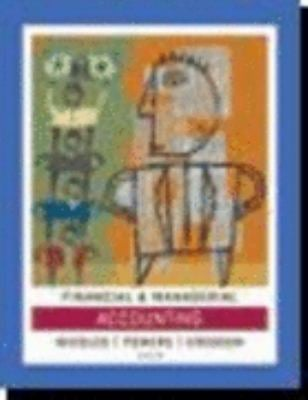 Financial & Managerial Accounting: Text with Student CD and Smarthinking Passkey 9780618455300