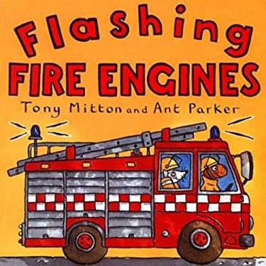 Flashing Fire Engines 9780613903660