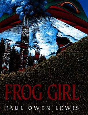 Frog Girl 9780613371445