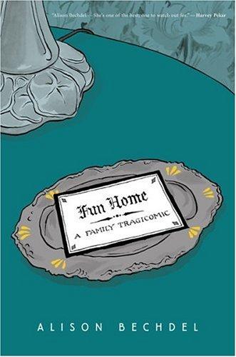 Fun Home: A Family Tragicomic 9780618477944