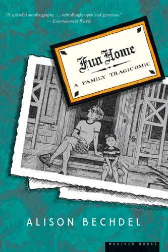Fun Home: A Family Tragicomic 9780618871711
