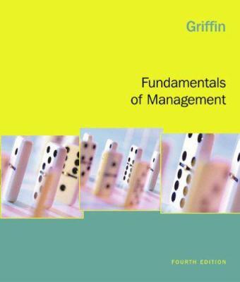 Fundamentals of Management 9780618472420