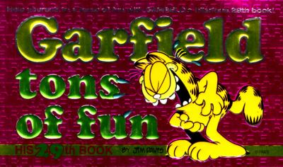Garfield Tons of Fun 9780613024334