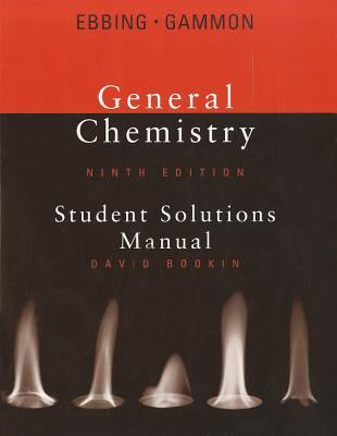 General Chemistry - 9th Edition