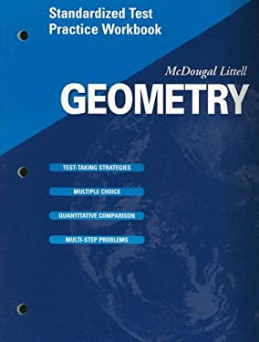 Geometry: Standardized Test Practice Workbook 9780618020867