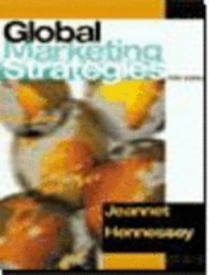 Global Marketing with 2002 Annual Report, Fifth Edition 9780618159499