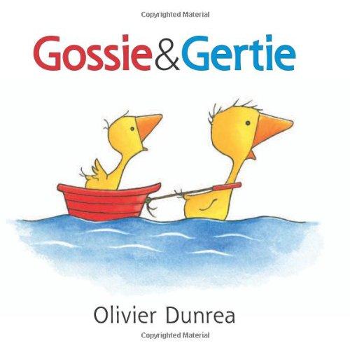 Gossie & Gertie 9780618747931
