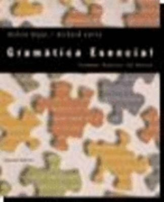 Gramatica Esencial: Grammar Reference and Review [With CDROM] 9780618331505