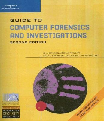 Guide to Computer Forensics and Investigations [With 2 CDROMs] 9780619217068