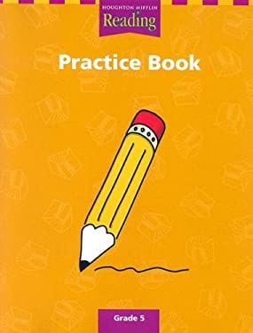 HOUGHTON MIFFLIN READing PRACTICE BOOK LEVEL 5 9780618064564